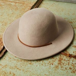Brixton Tiller Hat - Light Tan/Taupe - S